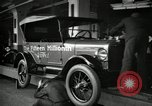 Image of Model T Fifteen Millionth car Dearborn Michigan USA, 1927, second 9 stock footage video 65675031960