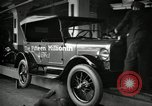 Image of Model T Fifteen Millionth car Dearborn Michigan USA, 1927, second 10 stock footage video 65675031960