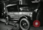Image of Model T Fifteen Millionth car Dearborn Michigan USA, 1927, second 12 stock footage video 65675031960