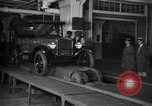 Image of Model T Fifteen Millionth car Dearborn Michigan USA, 1927, second 7 stock footage video 65675031962