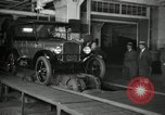 Image of Model T Fifteen Millionth car Dearborn Michigan USA, 1927, second 8 stock footage video 65675031962