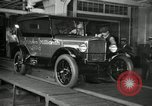 Image of Model T Fifteen Millionth car Dearborn Michigan USA, 1927, second 11 stock footage video 65675031962