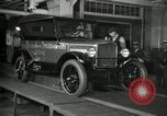 Image of Model T Fifteen Millionth car Dearborn Michigan USA, 1927, second 12 stock footage video 65675031962