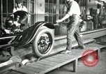 Image of Model T Fifteen Millionth car Dearborn Michigan USA, 1927, second 4 stock footage video 65675031965