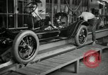 Image of Model T Fifteen Millionth car Dearborn Michigan USA, 1927, second 10 stock footage video 65675031965