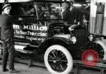 Image of Model T Ten Millionth car Highland Park Michigan USA, 1924, second 6 stock footage video 65675031967