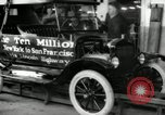 Image of Model T Ten Millionth car Highland Park Michigan USA, 1924, second 7 stock footage video 65675031967