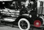 Image of Model T Ten Millionth car Highland Park Michigan USA, 1924, second 8 stock footage video 65675031967