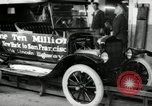 Image of Model T Ten Millionth car Highland Park Michigan USA, 1924, second 9 stock footage video 65675031967