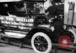 Image of Model T Ten Millionth car Highland Park Michigan USA, 1924, second 12 stock footage video 65675031967