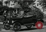 Image of Ford Model T car United States USA, 1922, second 1 stock footage video 65675031977