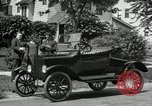 Image of Ford Model T car United States USA, 1922, second 2 stock footage video 65675031977