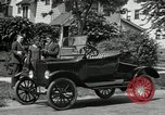 Image of Ford Model T car United States USA, 1922, second 3 stock footage video 65675031977