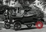 Image of Ford Model T car United States USA, 1922, second 6 stock footage video 65675031977