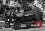 Image of Ford Model T car United States USA, 1922, second 12 stock footage video 65675031977