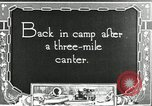 Image of camping party Maryland United States USA, 1921, second 4 stock footage video 65675031991