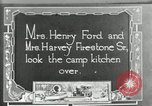 Image of Henry Ford Maryland United States USA, 1921, second 1 stock footage video 65675031996