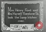 Image of Henry Ford Maryland United States USA, 1921, second 3 stock footage video 65675031996