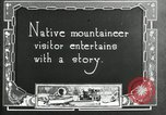 Image of group camping Maryland United States USA, 1921, second 3 stock footage video 65675032002