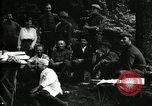 Image of Warren G Harding camping with Ford, Firestone, and Edison Maryland United States USA, 1921, second 7 stock footage video 65675032004
