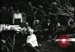 Image of Warren G Harding camping with Ford, Firestone, and Edison Maryland United States USA, 1921, second 9 stock footage video 65675032004