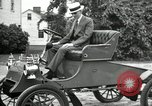 Image of Ford model A car Detroit Michigan USA, 1927, second 3 stock footage video 65675032014