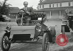 Image of Ford model A car Detroit Michigan USA, 1927, second 9 stock footage video 65675032014