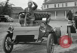 Image of Ford model A car Detroit Michigan USA, 1927, second 10 stock footage video 65675032014