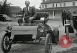 Image of Ford model A car Detroit Michigan USA, 1927, second 11 stock footage video 65675032014