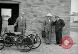 Image of quadricycle Detroit Michigan USA, 1927, second 1 stock footage video 65675032015