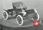Image of Ford old model cars Detroit Michigan USA, 1927, second 6 stock footage video 65675032017