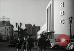 Image of National Broadcasting Company Hollywood Los Angeles California USA, 1943, second 10 stock footage video 65675032037