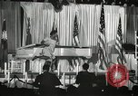 Image of Josh White plays while Pearl Primus dances New York City USA, 1944, second 11 stock footage video 65675032044