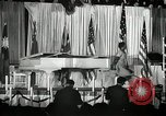 Image of Josh White plays while Pearl Primus dances New York City USA, 1944, second 12 stock footage video 65675032044