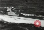 Image of German submarines attack British shipping World War 2 English Channel, 1941, second 11 stock footage video 65675032050