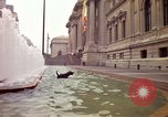 Image of people and buildings New York United States USA, 1976, second 9 stock footage video 65675032060