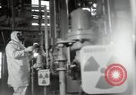 Image of Protective suit in Hanford Camp radiation zone Richland Washington USA, 1947, second 1 stock footage video 65675032066