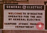 Image of Hanford Nuclear Power plant dedication and operation Richland Washington USA, 1966, second 2 stock footage video 65675032080