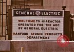 Image of Hanford Nuclear Power plant dedication and operation Richland Washington USA, 1966, second 3 stock footage video 65675032080