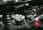 Image of German Forces defend against  Soviets during Riga offensive Latvia, 1944, second 10 stock footage video 65675032096