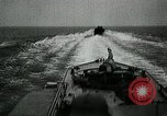 Image of German Navy Schnellboot S-boat torpedo boats Atlantic Ocean, 1944, second 6 stock footage video 65675032097