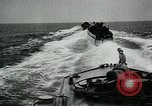 Image of German Navy Schnellboot S-boat torpedo boats Atlantic Ocean, 1944, second 12 stock footage video 65675032097