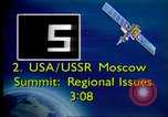 Image of Moscow Summit Moscow Russia Soviet Union, 1988, second 2 stock footage video 65675032114