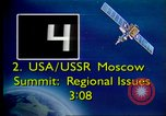 Image of Moscow Summit Moscow Russia Soviet Union, 1988, second 3 stock footage video 65675032114