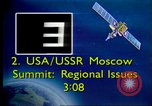 Image of Moscow Summit Moscow Russia Soviet Union, 1988, second 4 stock footage video 65675032114