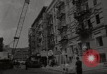 Image of housing rehabilitation of New York City tenements  New York City USA, 1967, second 6 stock footage video 65675032124