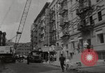 Image of housing rehabilitation of New York City tenements  New York City USA, 1967, second 9 stock footage video 65675032124