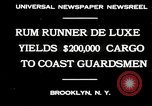 Image of rum running scandal Brooklyn New York City USA, 1930, second 5 stock footage video 65675032145