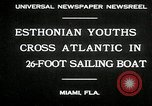 Image of Esthonian sailors Miami Florida USA, 1930, second 3 stock footage video 65675032146
