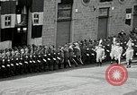 Image of honor to soldiers Rome Italy, 1930, second 11 stock footage video 65675032147